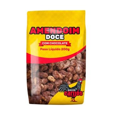Amêndoa Caseira c/ Chocolate Carijós 200g